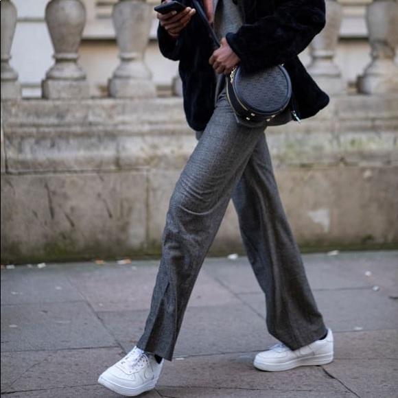 NWT Akris Punto Frida Flare Trousers